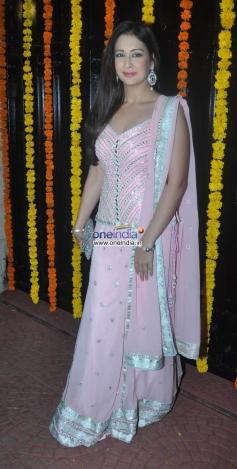 Preeti Jhangiani at Ekta Kapoor's Diwali Bash 2013