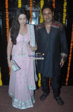 Preeti Jhangiani and Parveen Dabbas at Ekta Kapoor's Diwali Bash 2013