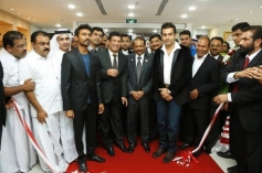 Prithviraj and Dhanush Inaugurates Kalyan Silk