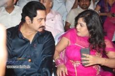 Priya Hassan and Suman at Smuggler Film Audio Release