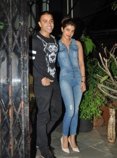 Priyanka Chopra dining out with Jay Sean
