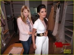 Priyanka Chopra's Just Jared photo shoot behind the scenes