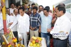 Puneeth Rajkumar at Film Chamber Celebrates Karnataka Rajyotsava