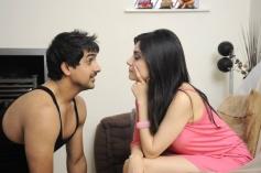 Pushkar Jog and Armeena Rana Khan's film Huff! - It's Too Much still