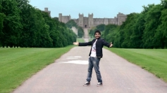 Pushkar Jog still from film Huff! - It's Too Much