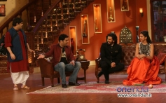 Ram Leela film starcast on the sets of Comedy Nights with Kapil