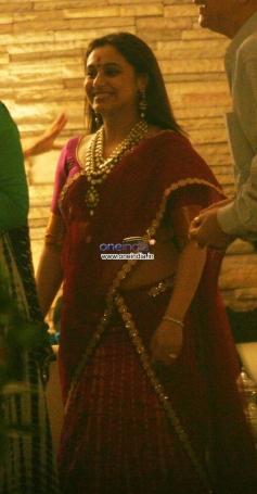 Rani Mukerji at Aditya Chopra Diwali Bash 2013