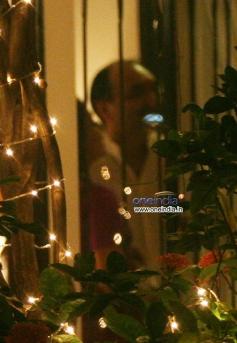 Rani Mukerji conversation with Aditya Chopra during Diwali celebration