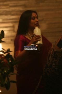 Rani Mukerji during the Aditya Chopra Diwali Bash 2013