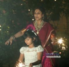 Rani Mukerji's Diwali Bash 2013 at Aditya Chopra residence
