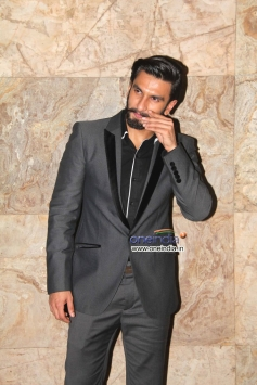 Ranveer Singh at Special screening of film Ram Leela