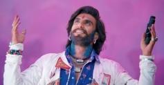 Ranveer Singh still from film Ram Leela
