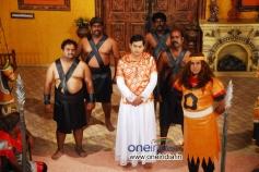 Ravichetan in Kannada Movie St Lawrence