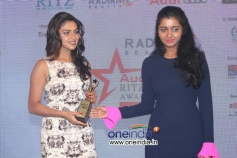 Actress Amala Paul at RITZ Icon Awards