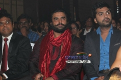 R.Madhavan & Simbu at RITZ Icon Awards, RITZ Icon Awards