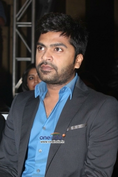 Simbu at RITZ Icon Awards