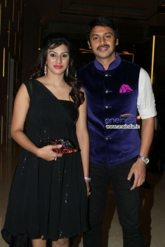 Vandana and Srikanth at RITZ Icon Awards