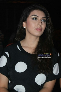 Hansika Motwani at RITZ Icon Awards