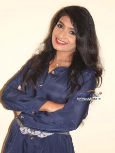Rupa Sri at Chaddi Dosth Press Meet