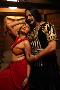Rupesh Paul's film Kamasutra 3D still