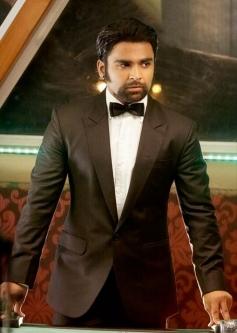 Sachiin Joshi still from film Jackpot