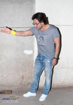 Saif Ali Khan at Gori Tere Pyaar Mein Special Screening