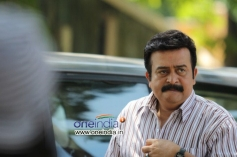 Saikumar in Malayalam Movie Mannar Mathai Speaking 2