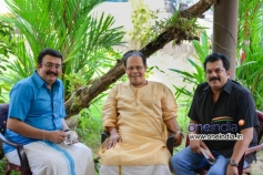Saikumar, Innocent, Mukesh in Malayalam Movie Mannar Mathai Speaking 2
