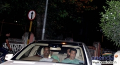 Salman Khan snapped at Bandra