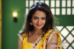 Shanvi Srivastava in Kannada Film Chandralekha