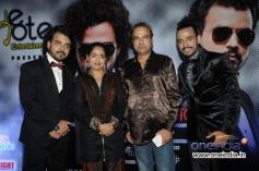 Sharib and Toshi with Suresh Wadkar at French Kiss music album