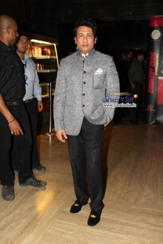 Shekhar Suman arrive at the trailer launch of Heartless