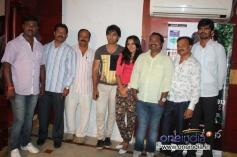 Sindhu Lokanath, Anees Tejeswar at Coffee with my Wife Film Press Meet
