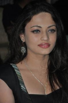 Sneha Ullal at TSR Crescent Cricket Cup 2013 Curtain Raiser