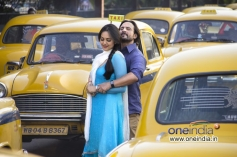 Sonakshi Sinha and Saif Ali Khan still from film Bullet Raja