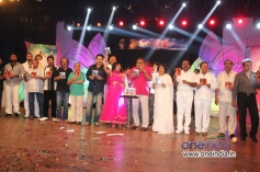 Suman, Priya Hassan, Ambareesh, Jayanthi, Narayana Gowda at Smuggler Film Audio Release