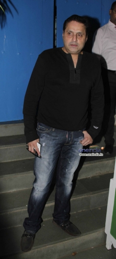 Sunil A Lulla at the Finding Fanny Fernandez completion party