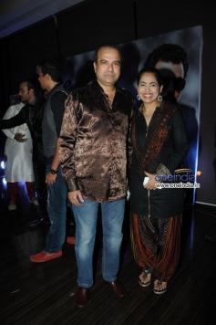 Suresh Wadkar at French Kiss music album