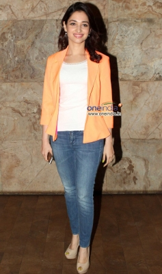 Tamanna Bhatia in Bullett Raja Special Screening