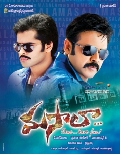 Telugu Movie Masala Poster