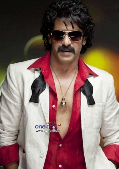 Upendra in Swiss Bank Ki Daaredi