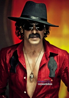 Upendra still from Swiss Bank Ki Daaredi