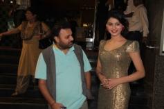 Urvashi Rautela at Singh Sahab The Great Special Screening
