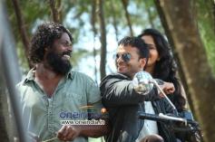 Vinayakan, Jayasurya, Aparna Nair in Malayalam Movie Seconds