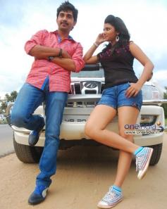 Virat and Pooja in Kannada Film 24 Karat