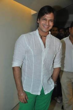 Vivek Oberoi snapped at the special screening of Krrish 3 for kids