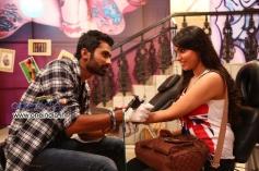 Yogesh and Muktha in Film Darling