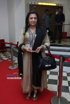 Poornima Bhagyaraj at 11th CIFF Inaugural Function Photos