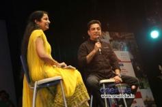Suhasini Mani Ratnam and Kamal Hassan