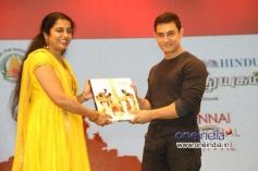 Suhasini Mani Ratnam and Aamir Khan